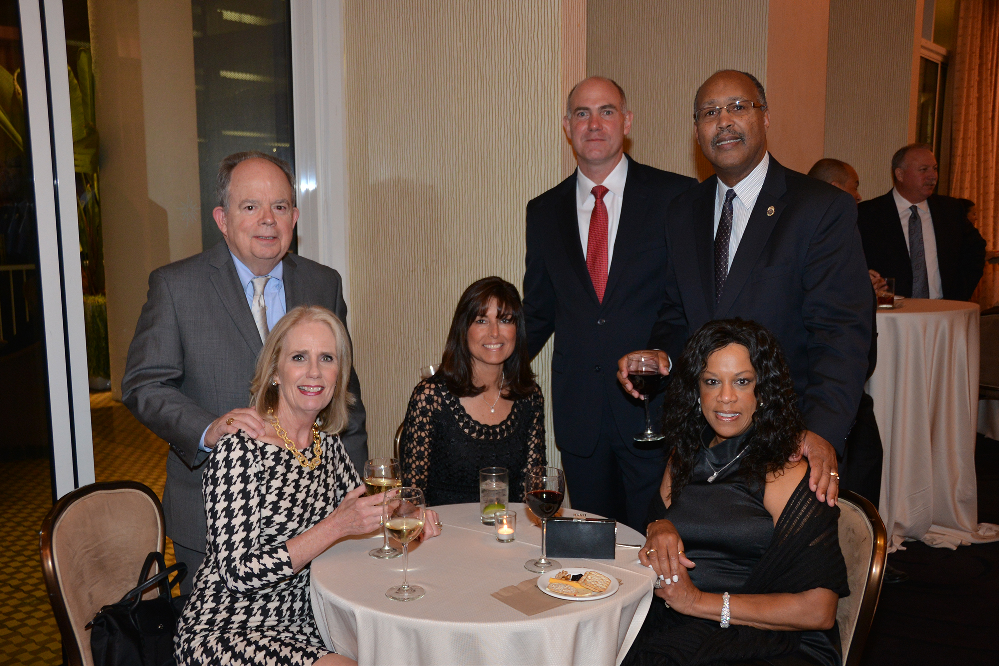 DEA Educational Foundation Gala Awards Dinner (Jack Taylor & Ilene, Derek Maltz & Wife, Terry & Marie)